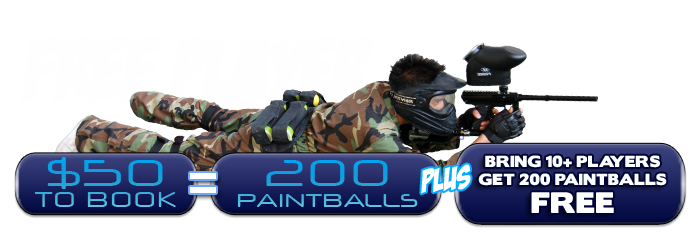 Paintball Pricing