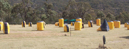michelago pro paintball field
