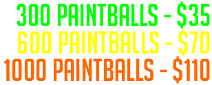 cheap paint balls