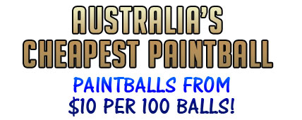 Melbourne Cheapest Paintball