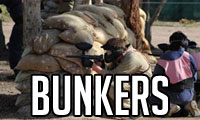 Bunkers Paintball Field