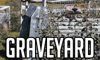 Graveyard Paintball Field