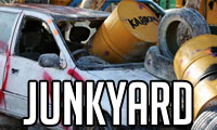 Junkyard Paintball Field