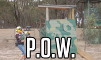 POW Paintball Field