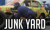 Junk Yard Paintball Field
