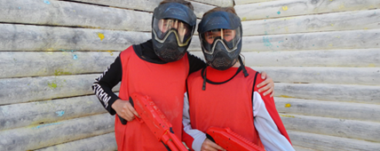 Paintball is back